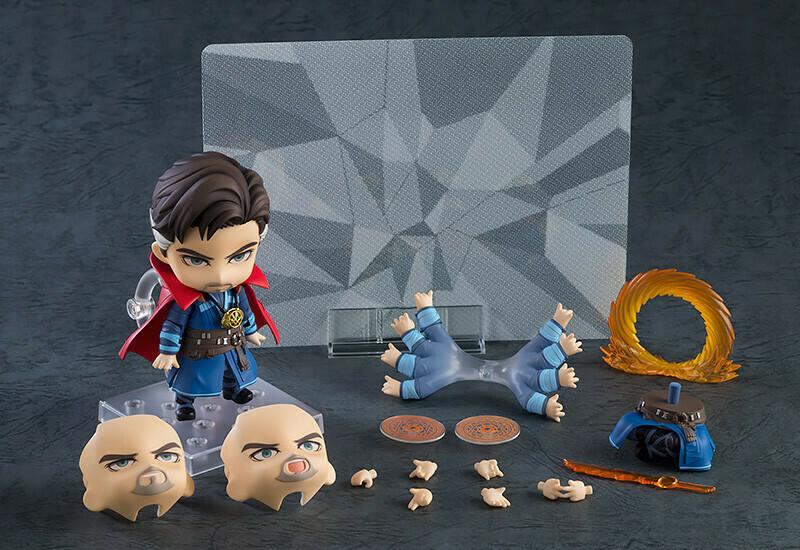 Nendoroid Doctor Strange: Infinity Edition DX Ver.