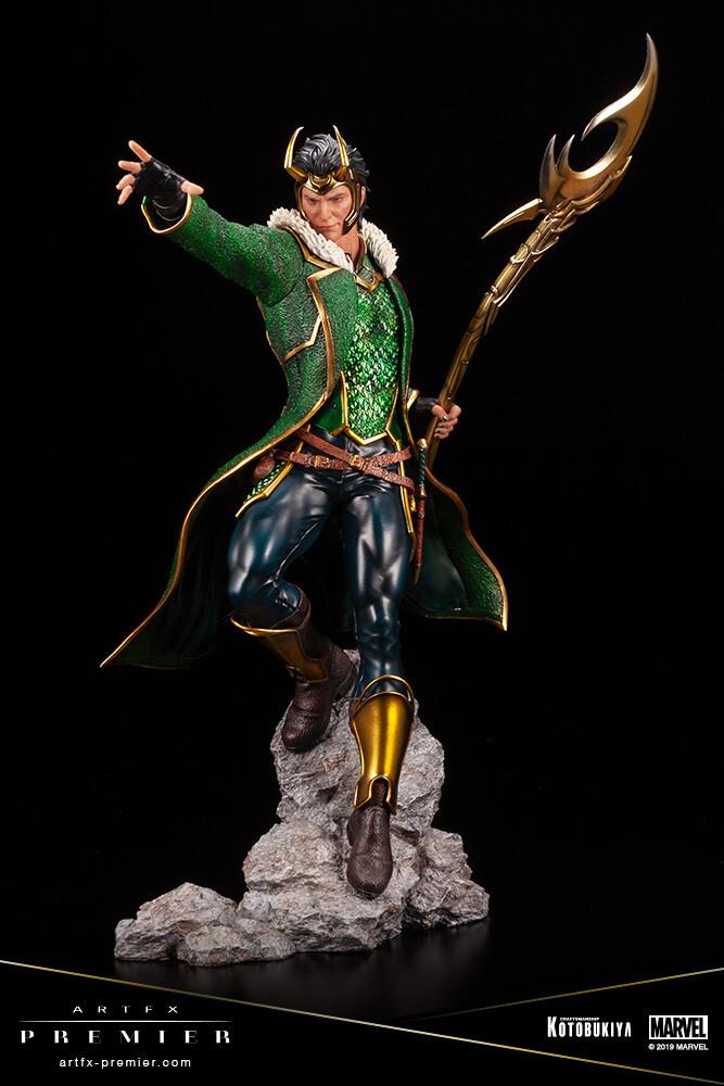 Kotobukiya Loki ArtFX Premier Statue