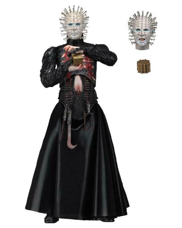 Neca Hellraiser Ultimate Pinhead Figure