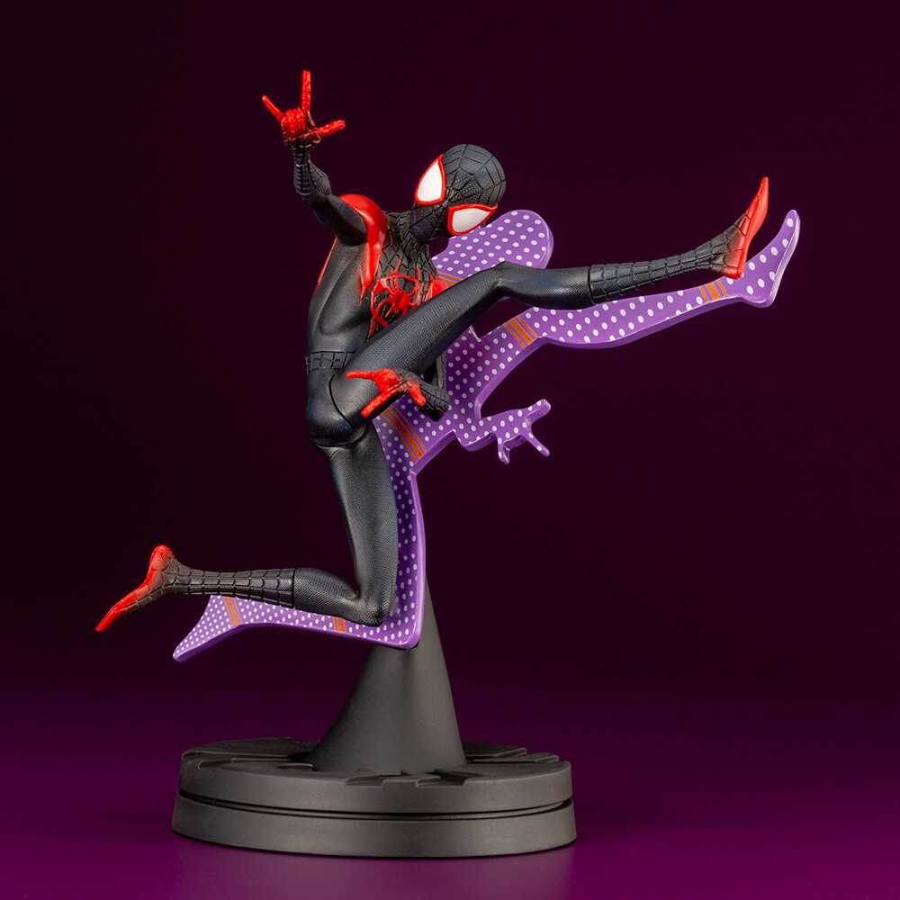 Kotobukiya Spider-man: Into the Spider-Verse Miles Morales Hero Suit Ver. ArtFX+ Statue