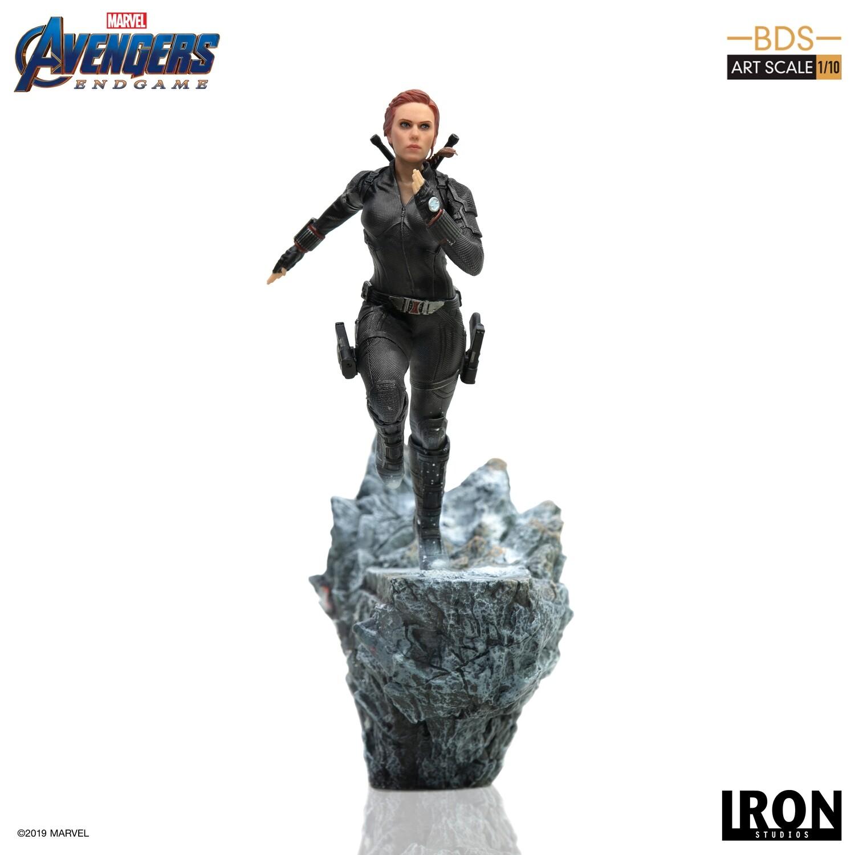 Iron Studios Black Widow BDS Art Scale 1/10 - Avengers: Endgame