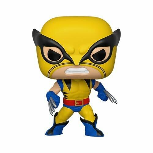 Marvel 80th First Appearance Wolverine Pop! Vinyl Figure