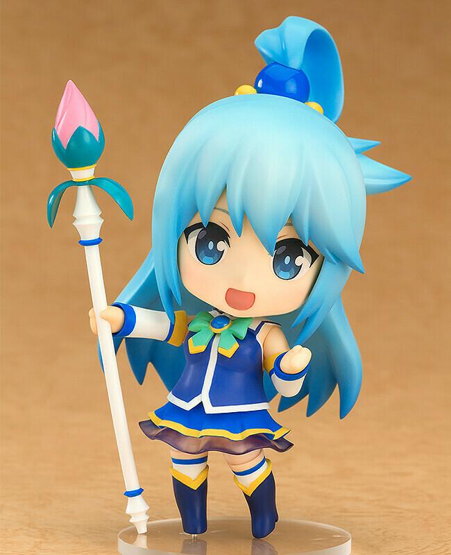 PRE-ORDER Nendoroid Aqua(3rd-run)