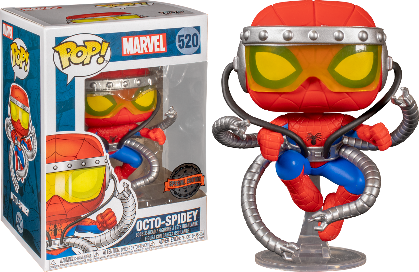 Funko Spider-Man - Octo-Spidey Pop! Vinyl Figure