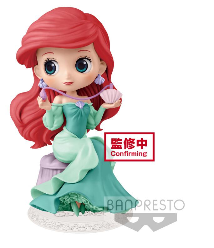 Banpresto Q Posket Perfumagic Disney Characters Ariel Ver B.