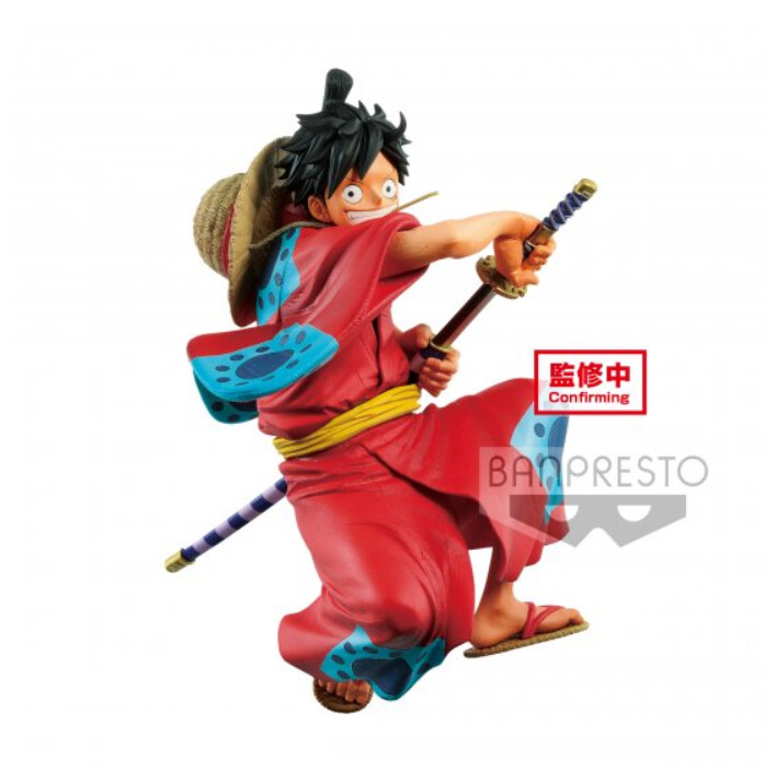 PRE-ORDER  OP KING OF ARTIST  LUFFY WANOKUNI