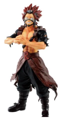 Banpresto Prize Ichiban Kuji MHA Kirishima Fighting Heroes