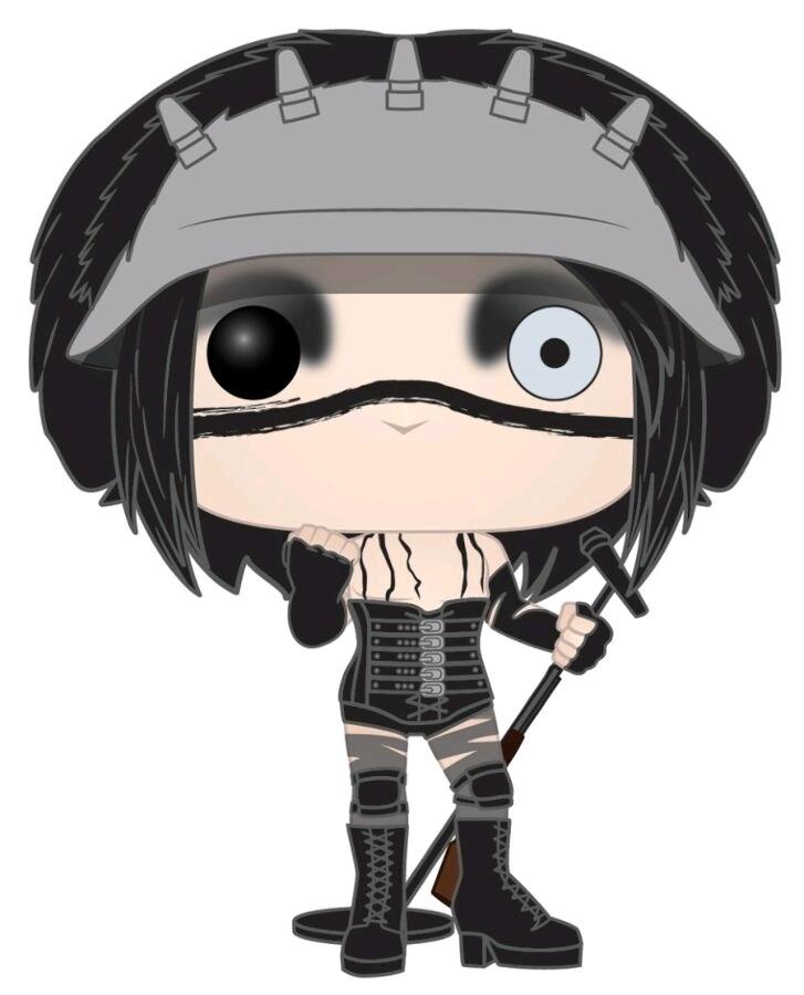 PRE-ORDER Marilyn Manson Pop! Vinyl Figure