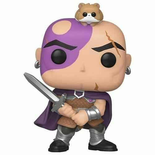 Funko Dungeons & Dragons Minsc and Boo Pop! Vinyl Figure