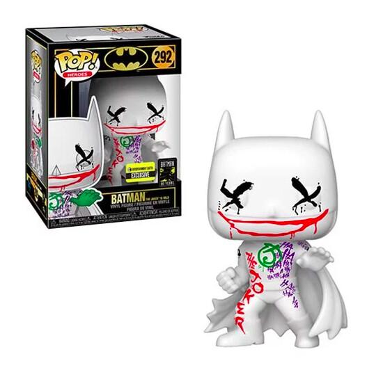 Funko Batman Jokers Wild Batman Pop! Vinyl Figure - Entertainment Earth Exclusive 2nd Batch