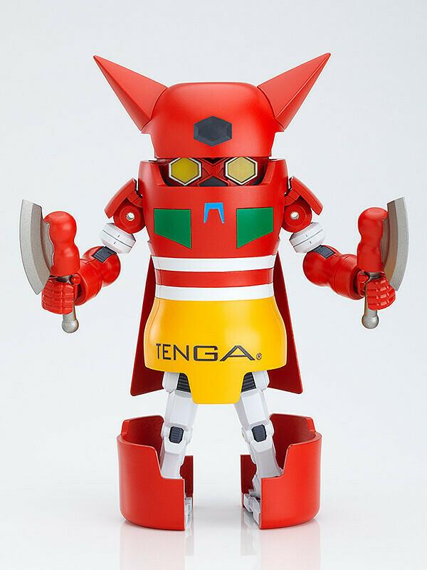 Getter TENGA Robo
