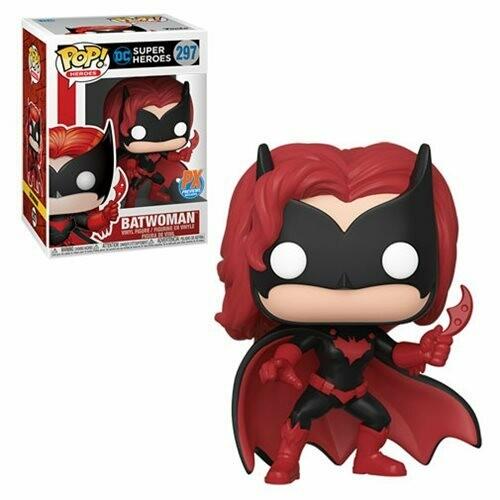 DC Super Heroes Batwoman Pop! Vinyl Figure #297 - Previews Exclusive - 2nd Batch