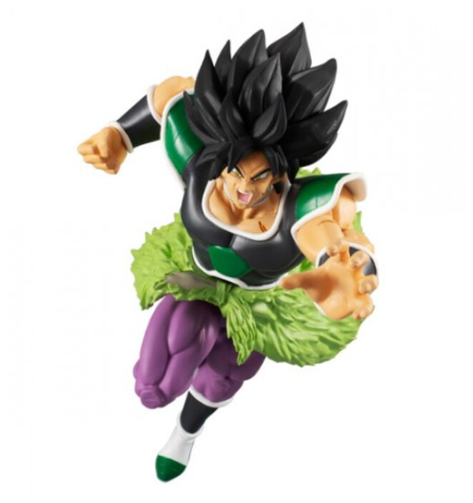 PRE-ORDE DB Super Styling Broly