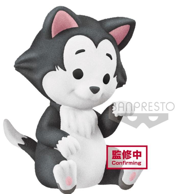 PRE-ORDER Banpresto Disney Character Cutte! Fluffy Puffy - Figaro