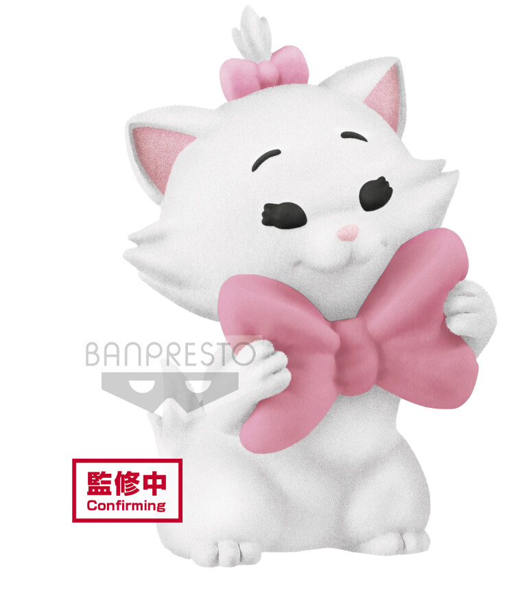 PRE-ORDER Disney Character Cutte! Fluffy Puffy - Marie