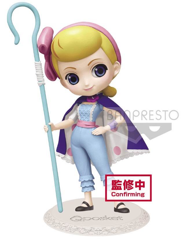 PRE-ORDER Q Posket Pixar Character Bo Peep Toy Story 4 Ver. A