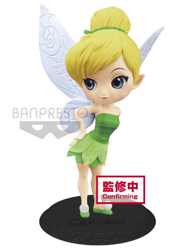 PRE-ORDER Q Posket Disney Character Tinker Leaf Dress Ver. A