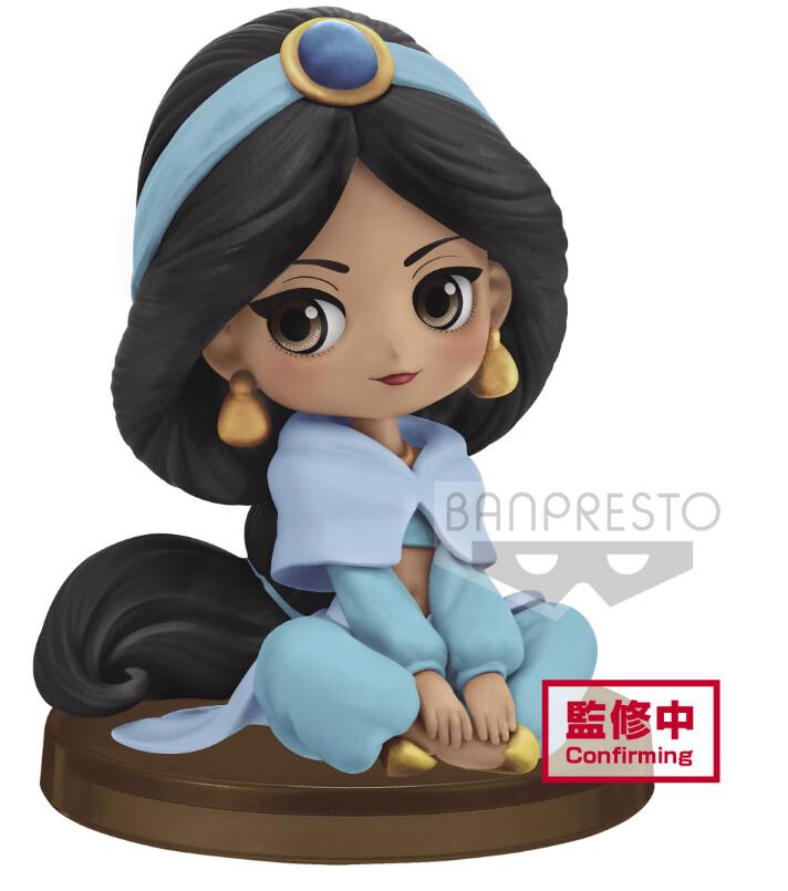 PRE-ORDER Disney Character Q Posket Petit Jasmine Sitting