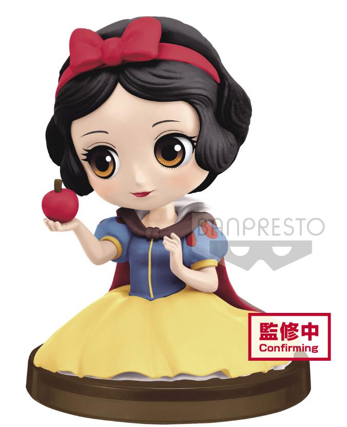 PRE-ORDER Disney Character Q Posket Petit Snow White Sitting