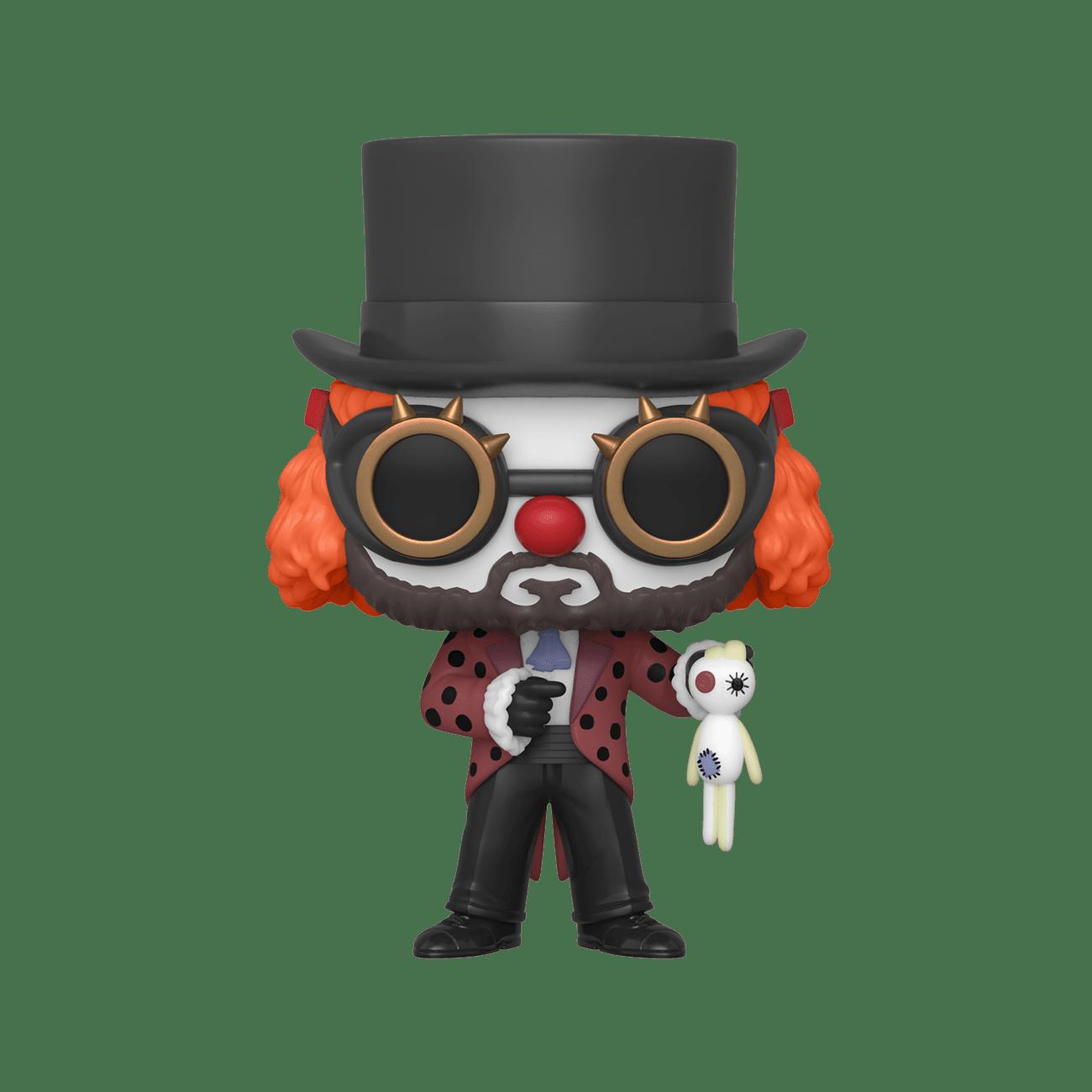 La Casa de Papel! Professor O Clown Funko Pop! Figure - 4th Batch