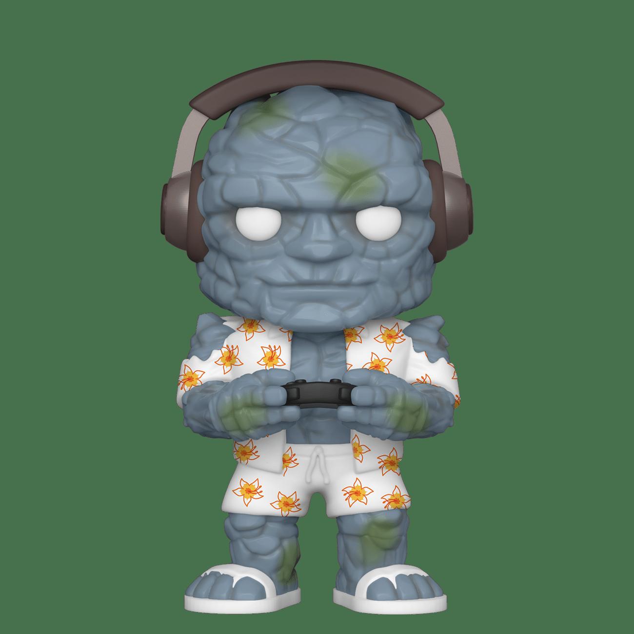 Funko Marvel Endgame Korg with Headhones Funko Pop! Figure