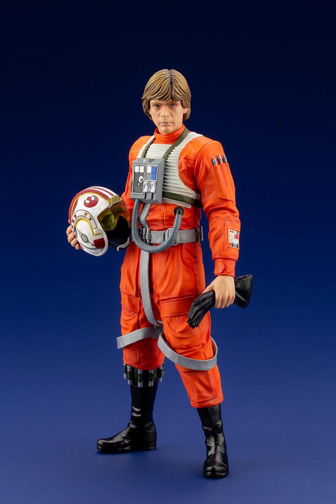 Star Wars Luke Skywalker X-Wing PIlot ArtFX+