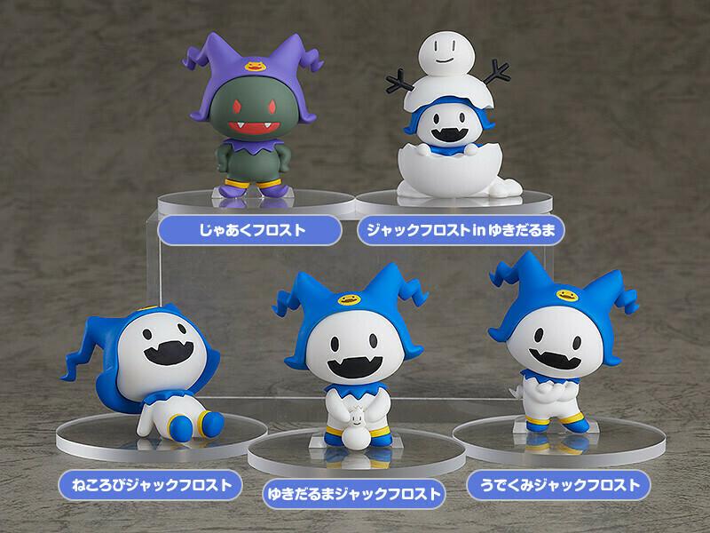 PRE-ORDER Hee-Ho! Jack Frost Collectible Figures Boxset (6pcs/boxset)