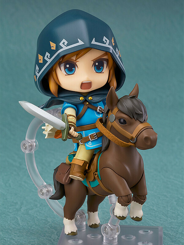 Nendoroid Link: Breath of the Wild Ver. DX Edition(3rd-run)