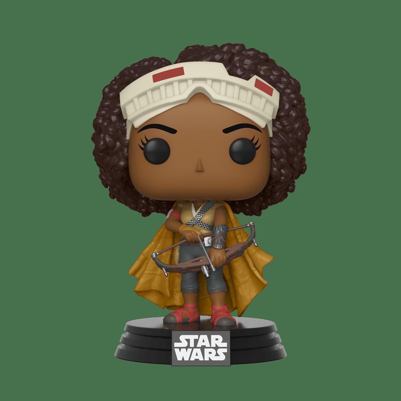 Funko Star Wars: The Rise of Skywalker Jannah Pop!  Vinyl Figure