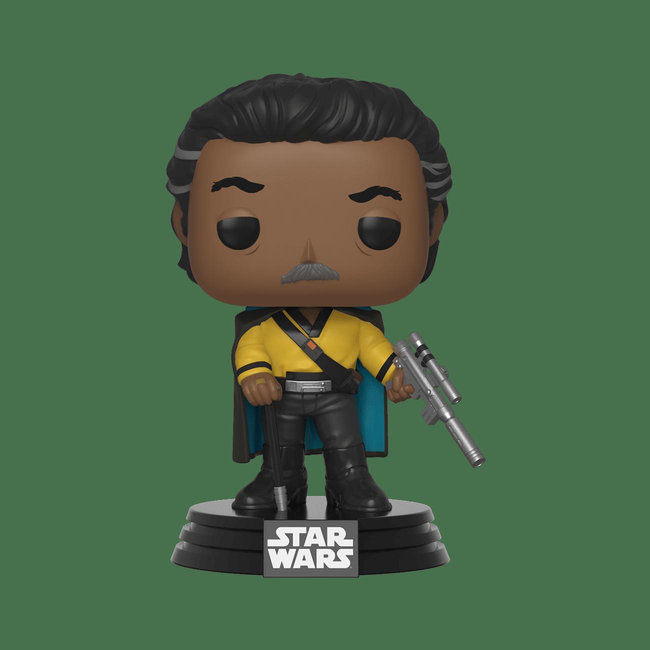 Star Wars: The Rise of Skywalker Lando Calrissian Pop!  Vinyl Figure