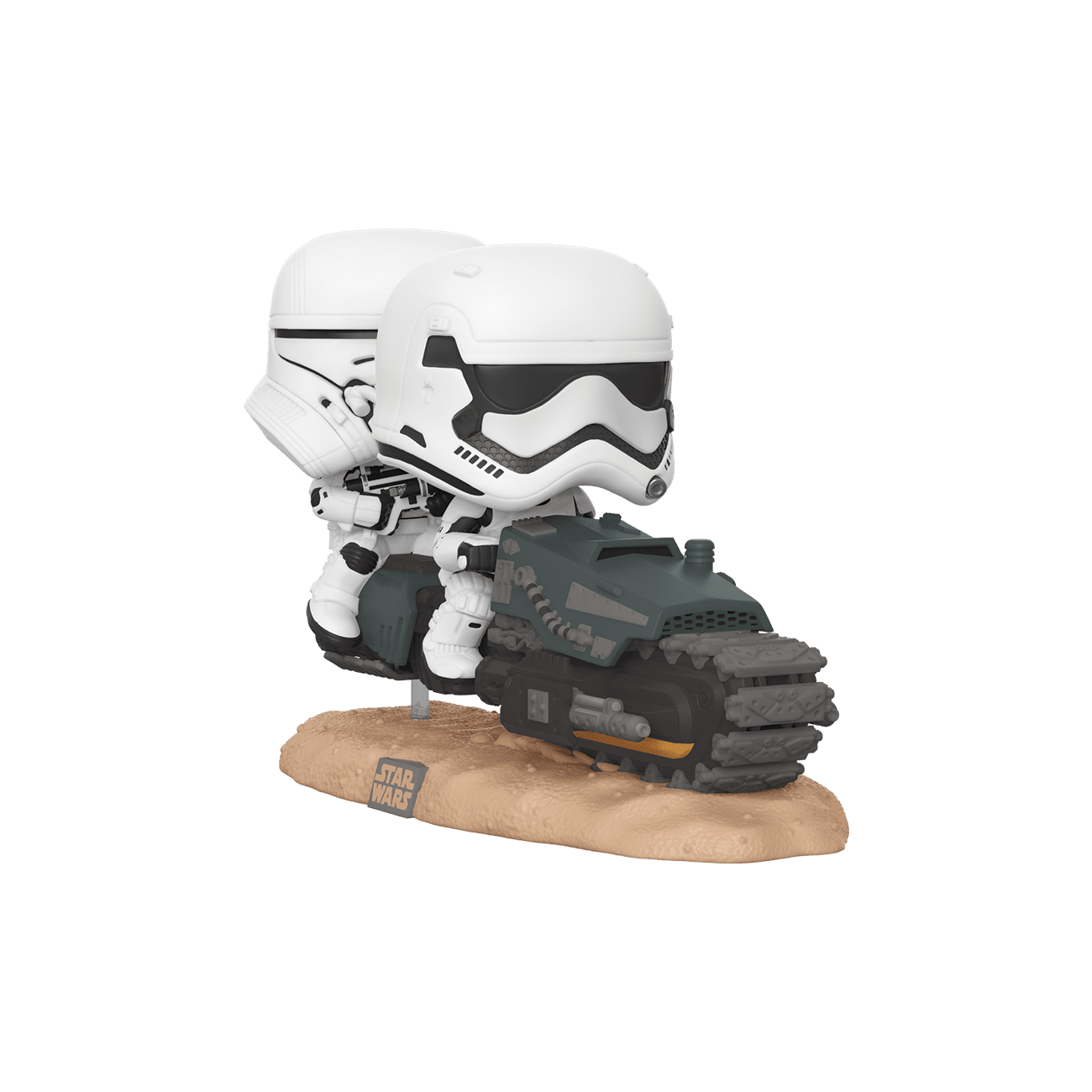 Funko Star Wars: The Rise of Skywalker Movie Moment First Order Tread Speeder Pop!  Vinyl Figure