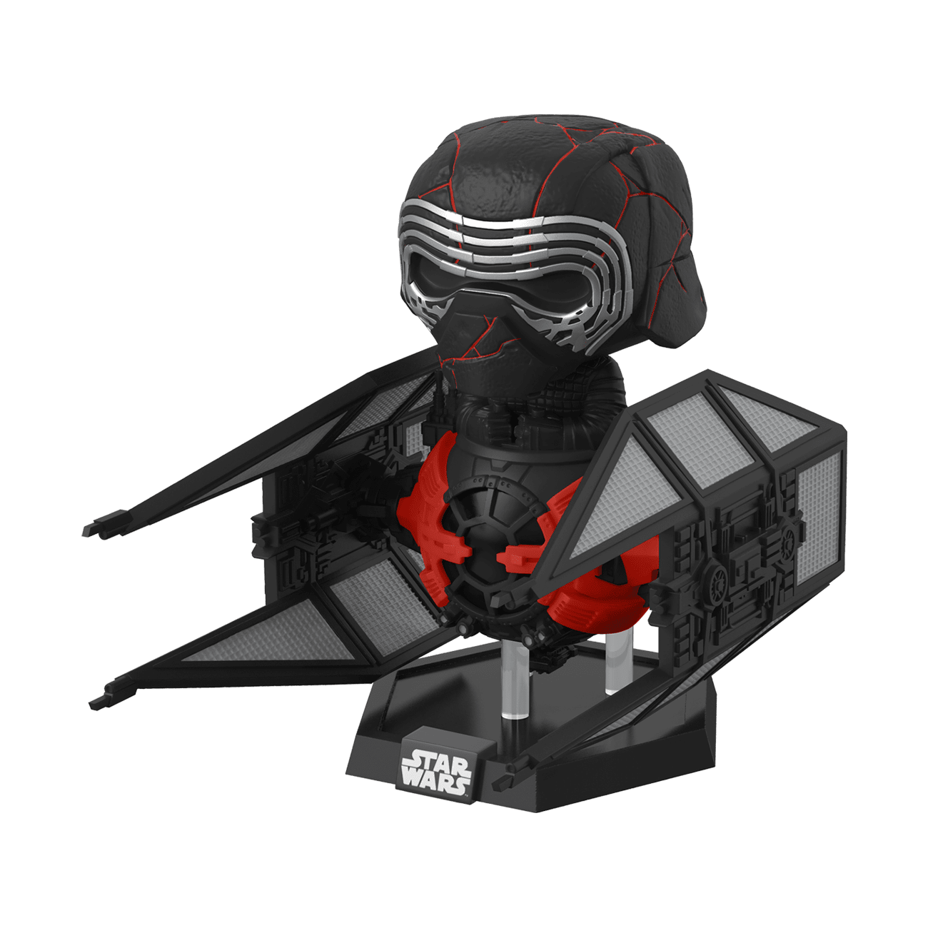 Funko Star Wars: The Rise of Skywalker Supreme Leader Kylo Ren Pop! Deluxe Vinyl Figure