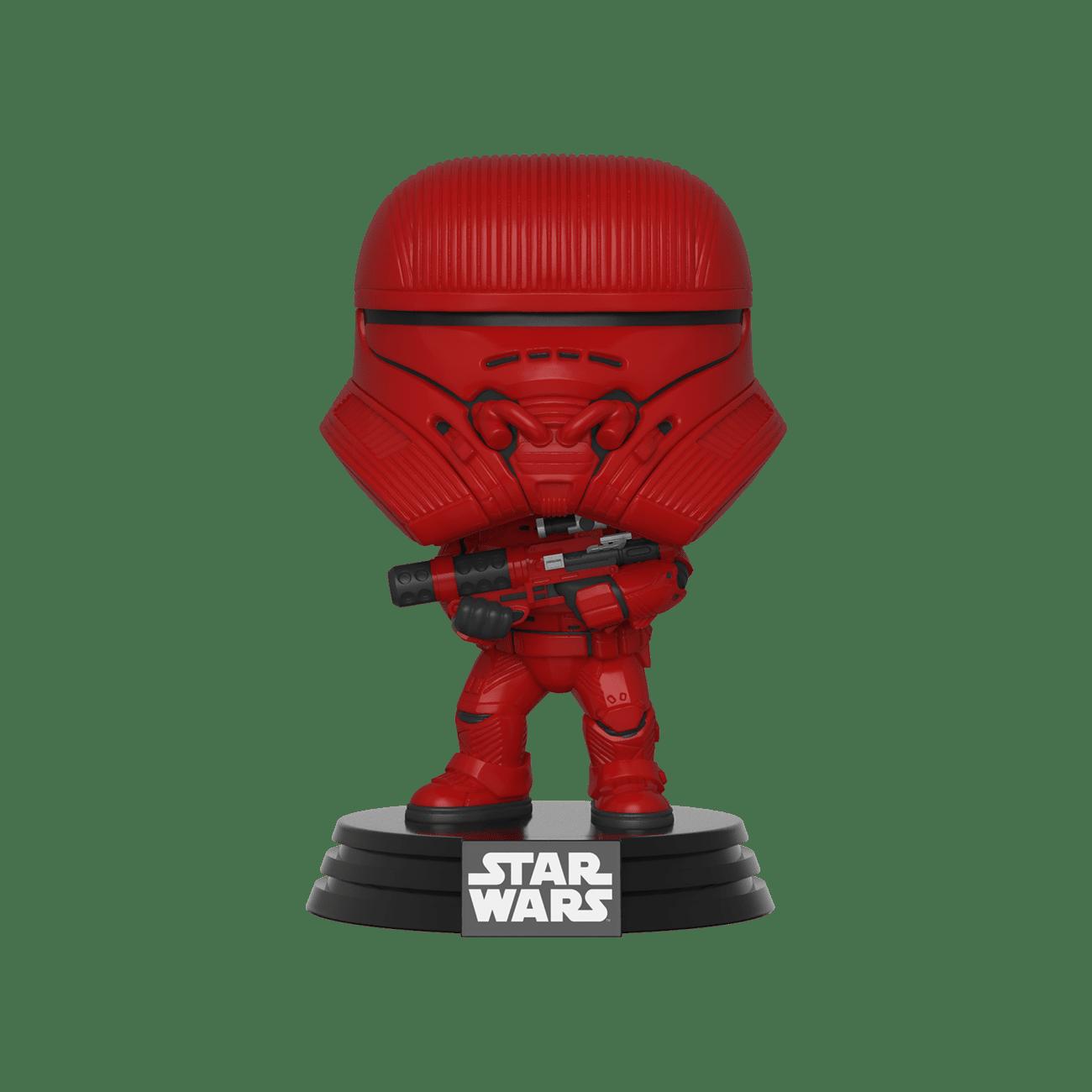 Funko Star Wars: The Rise of Skywalker Sith Jet Trooper Pop!  Vinyl Figure