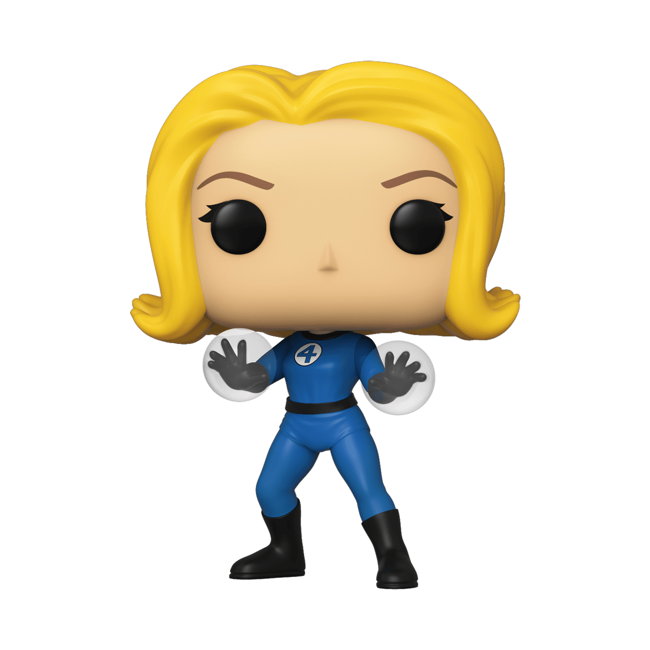 Funko Marvel Fantastic Four Invisible Girl Pop! Vinyl Figure