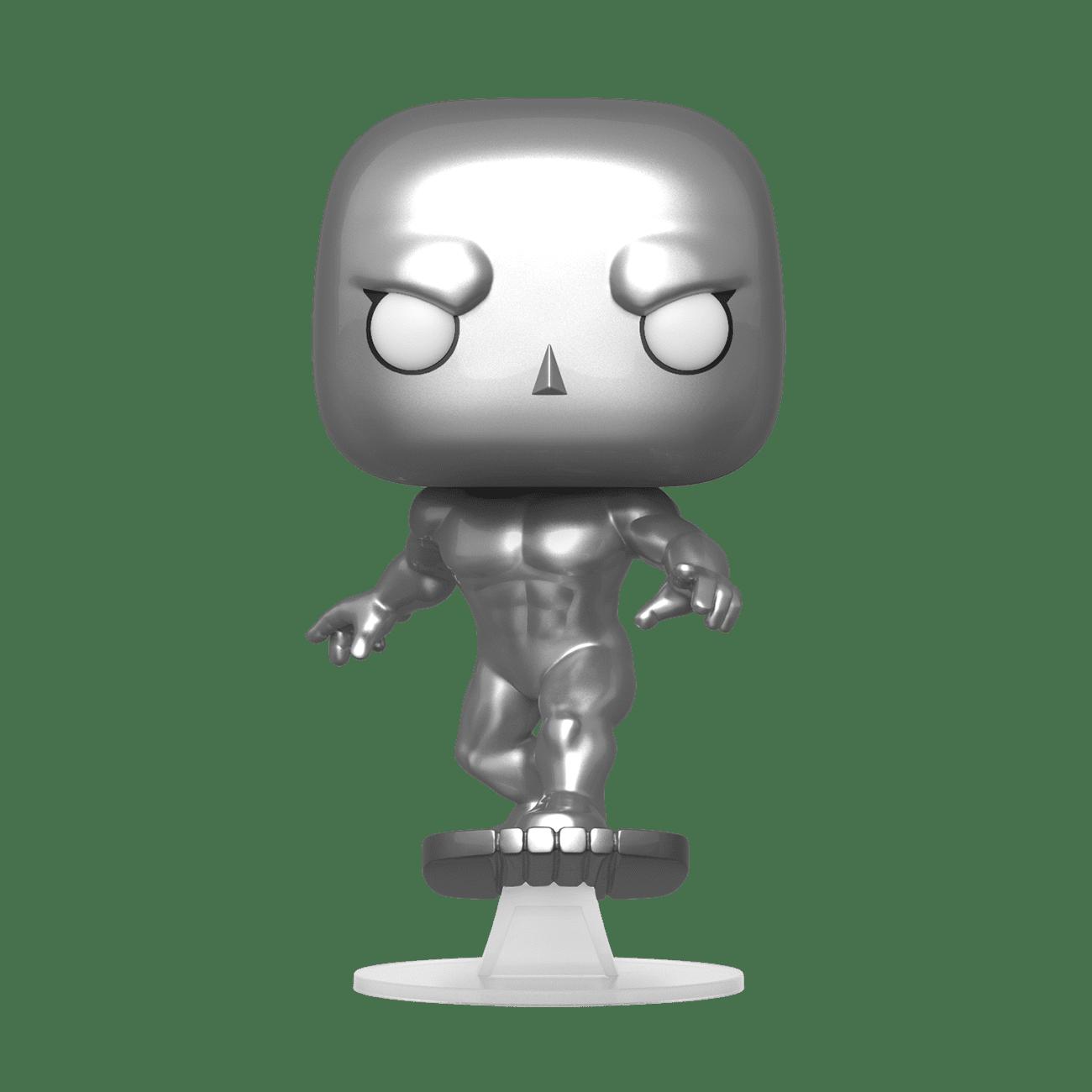 Funko Marvel Fantastic Four Silver Surfer  Pop! Vinyl Figure