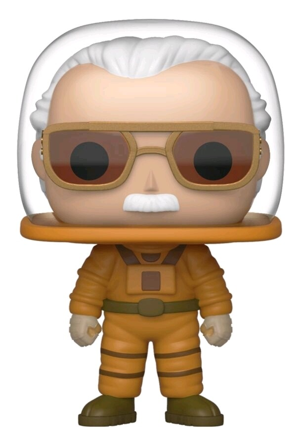 Funko Stan Lee - Cameo Guardians of the Galaxy: Vol. 2 Astronaut Fall Convention Exclusive Pop! Vinyl Figure