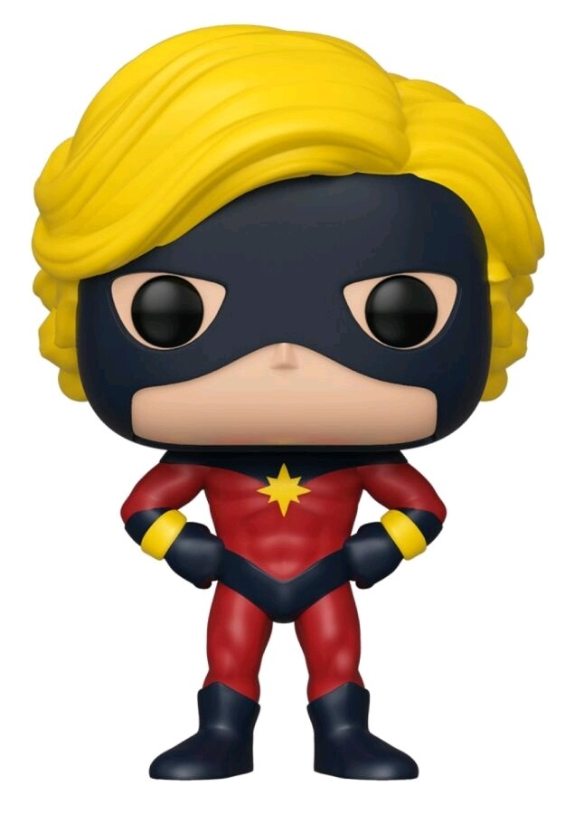 Funko Marvel - Mar-Vell 1st Appearance Fall Convention Exclusive Pop! Vinyl Figure