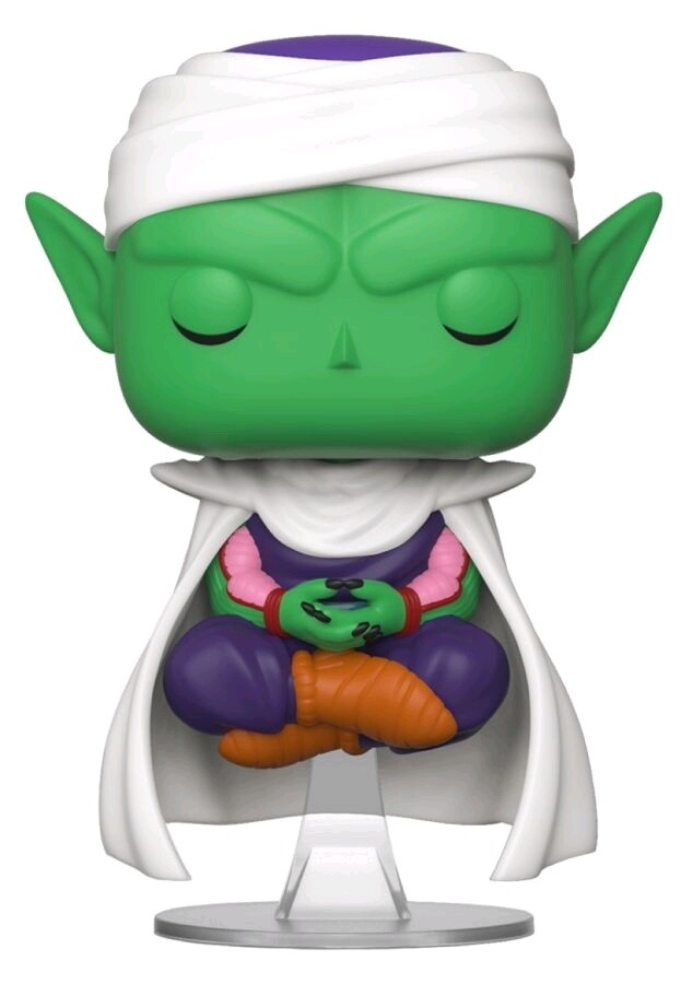 Dragon Ball Z - Piccolo Lotus Position Fall Convention Exclusive 2019 Exclusive Pop! Vinyl Figure