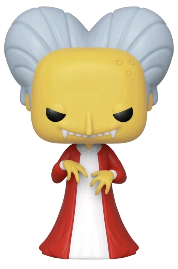 Funko Simpsons - Mr Burns as Dracula Fall Convention Exclusive Pop! Vinyl Figure