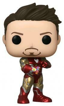 Funko Avengers 4: Endgame - Iron Man with Nano Gauntlet Fall Convention Exclusive 2019 Pop! Vinyl Figure