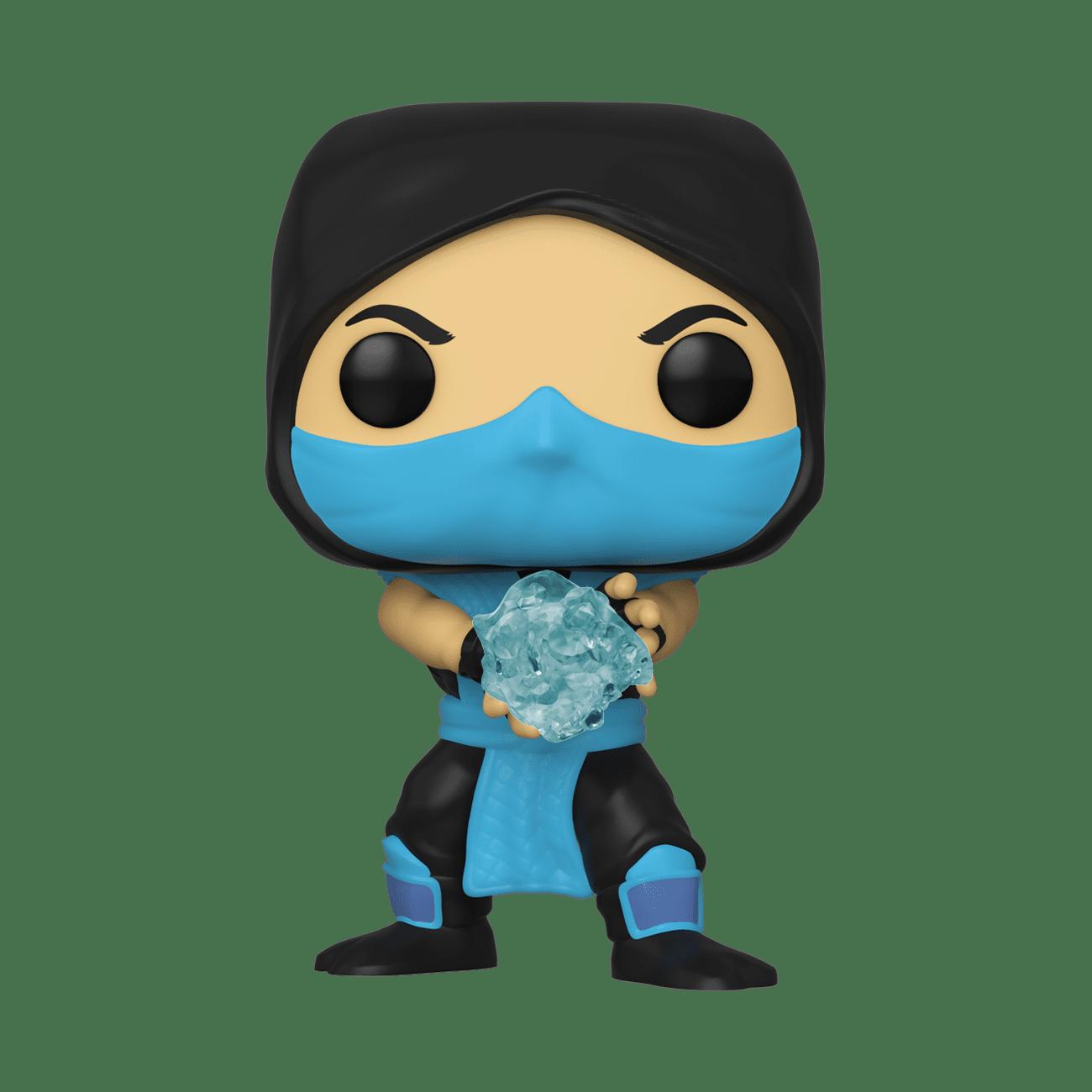 Mortal Kombat Sub-Zero Pop! Vinyl Figure