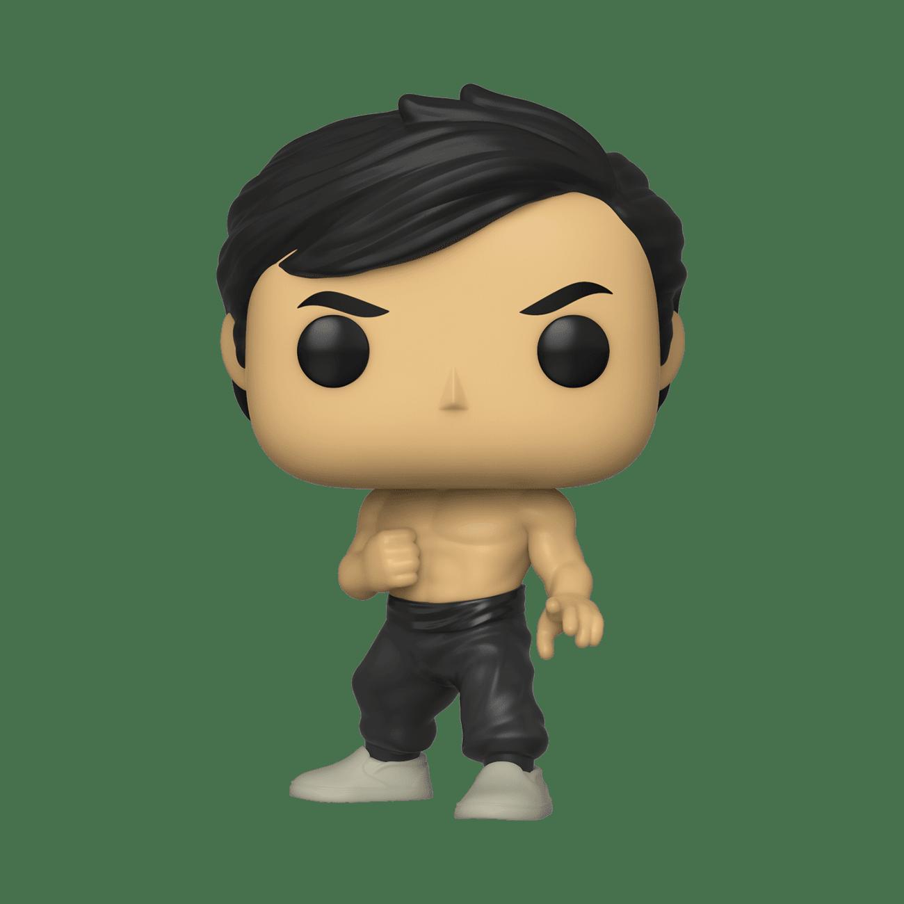 Mortal Kombat Liu Kang Pop! Vinyl Figure
