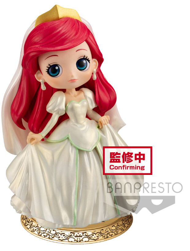 Q Posket Disney Character Dreamy Style Special Collection Ariel