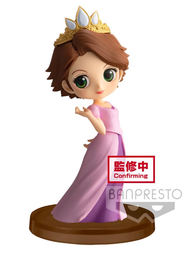 Disney Characters Q Posket Petit Rapunzel Short Hair