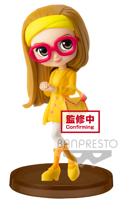 Disney Characters Q Posket Petit Honey Lemon