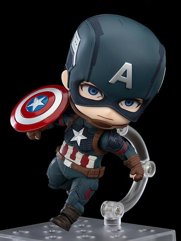 Nendoroid Captain America: Endgame Edition Standard Ver.