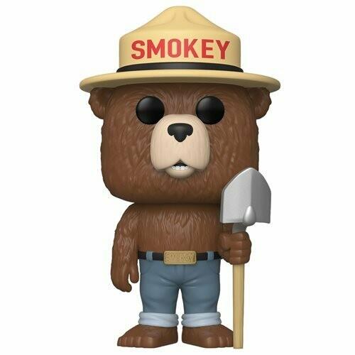 Smokey the Bear Pop! Vinyl Figure