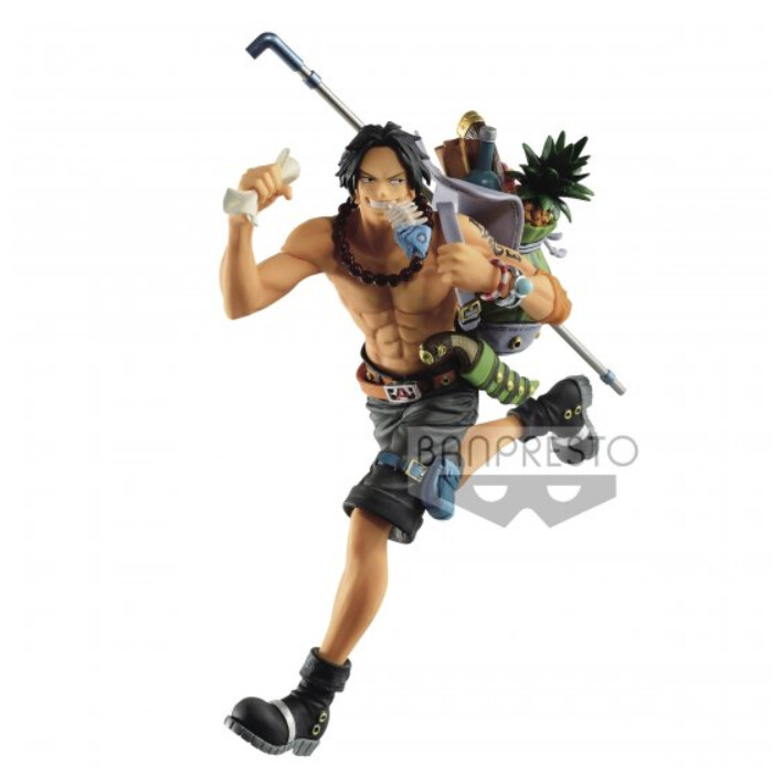PRE-ORDER OP THREE BROTHERS FIGURE (B:PORTGAS. D. ACE)