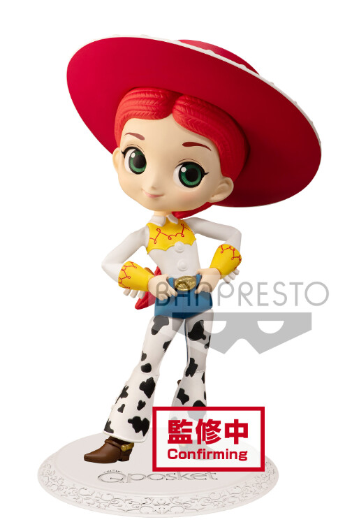 PRE-ORDER Q Posket Toy Story Jessie Ver A.