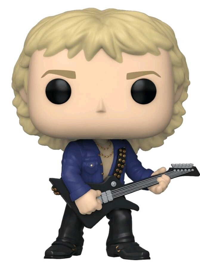 PRE-ORDER Def Leppard - Phil Collen Pop! Vinyl Figure